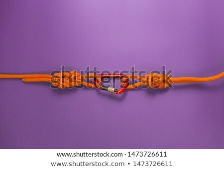 a carbine with rope Stock photo © inxti