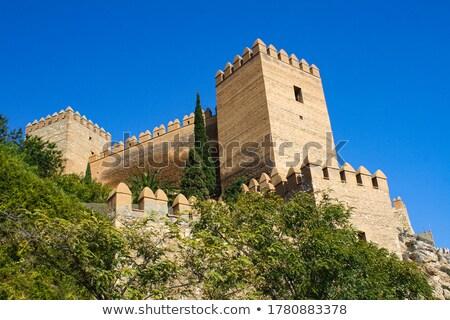 Architecture of Almeria Stock photo © benkrut