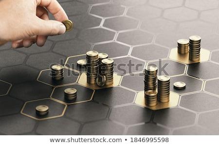 Befektetés lehetőségek adósság kölcsön beruházás stratégiai Stock fotó © AndreyPopov