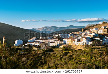 caceres extremadura spain stock photo © phbcz