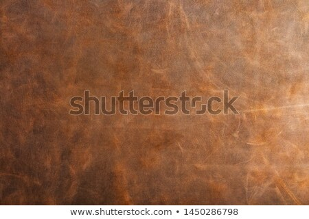 Getragen Leder groß Detail Makro Foto Stock foto © creisinger