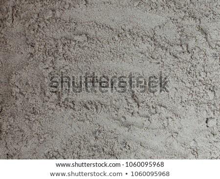 texture of wet sand stock photo © oleksandro
