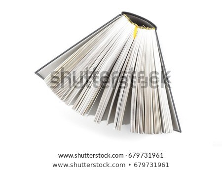 book opening as fan Stock photo © Paha_L