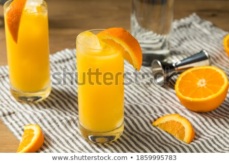 Orange screwdriver Stock photo © cherezoff