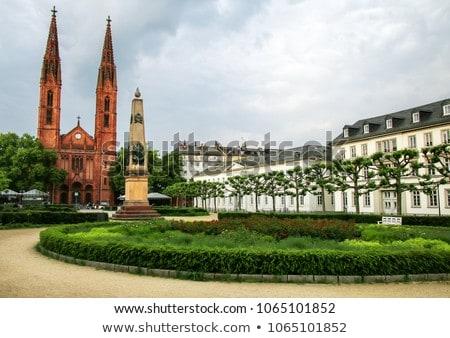 St Bonifatius Church in Wiesbaden, Germany  Stock photo © meinzahn