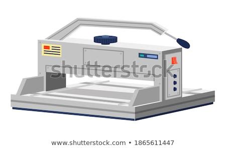 house equipments yellow vector button icon design set stock photo © rizwanali3d