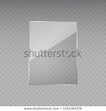 ガラス 多くの カラフル 孤立した 薬 錠剤 ストックフォト © fotoquique