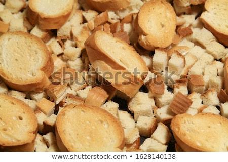 Stale bread and breadcrumbs Stock photo © Digifoodstock