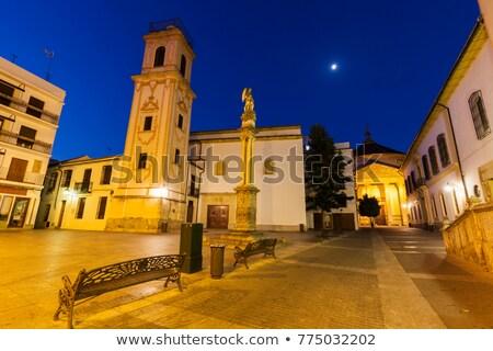 Plaza de la Compania in Cordoba Stock photo © benkrut