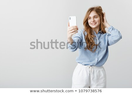 Feel upbeat today Stock photo © jsnover