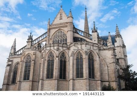 kathedraal · Frankrijk · Romeinse · katholiek - stockfoto © borisb17