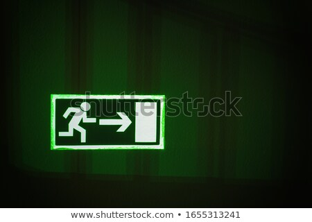 exit to light Stock photo © antkevyv