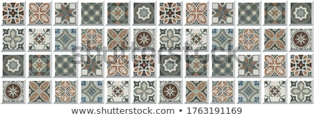 Mosaic tiles Stock photo © leeser
