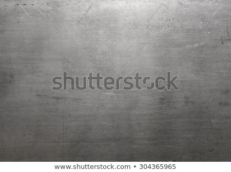 Texture of metal plate Stock photo © zeffss