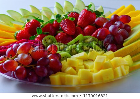 Fruit on tray Stock photo © fotogal