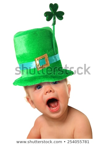 Baby Leprechaun Stock photo © indiwarm