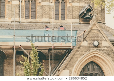 Restored church  Stock photo © CaptureLight