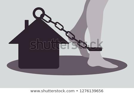 prison home Stock photo © drizzd
