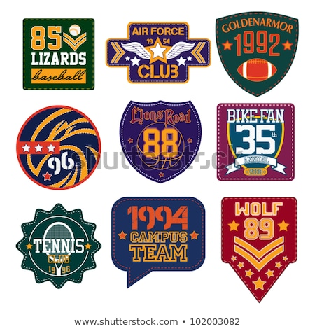 classic heraldic emblem badge  Stock photo © creative_stock