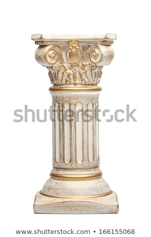 corinthian antique column stock photo © alenmax