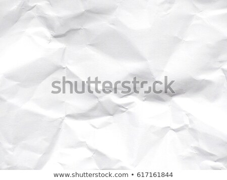 Scrunched paper, closeup Stock photo © stockyimages
