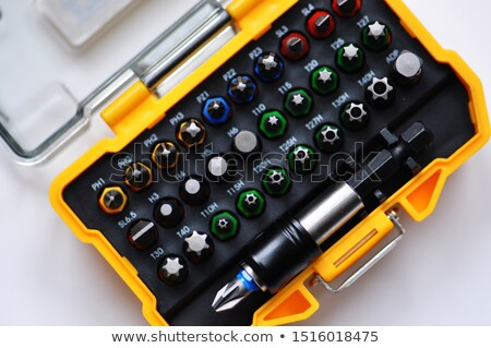 precision screwdriver Stock photo © FOKA