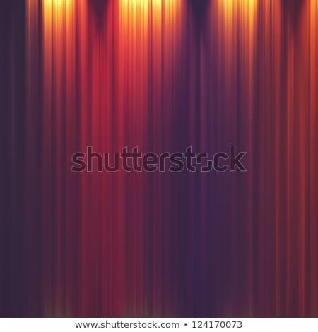 abstract · buio · rosso · tecnica · luogo · computer - foto d'archivio © tolokonov