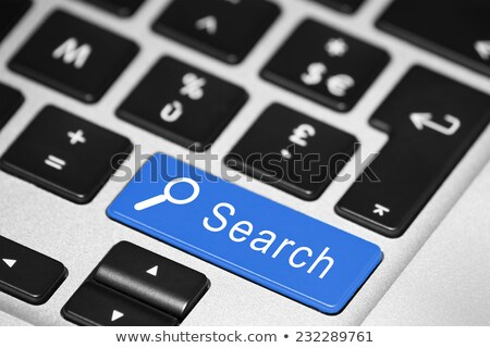 Computer Key - Search stock photo © iqoncept