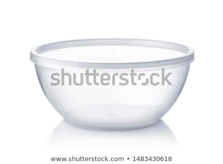 пластиковых · питьевой · изолированный · белый · воды - Сток-фото © nito