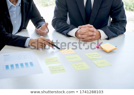 Funding And Development Stock photo © Lightsource