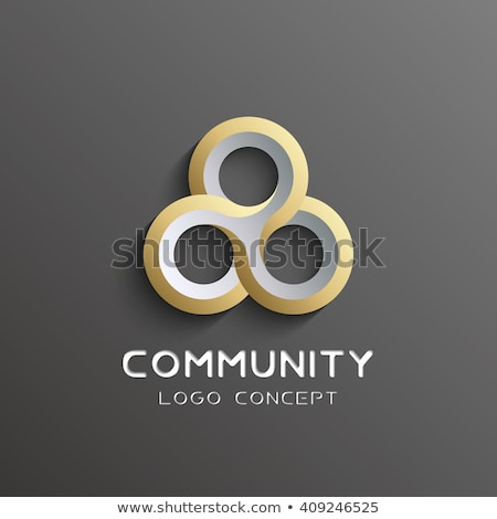 3d man with infinity symbol concept Stock photo © nithin_abraham
