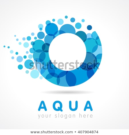 Water Logo Template Stock photo © Ggs