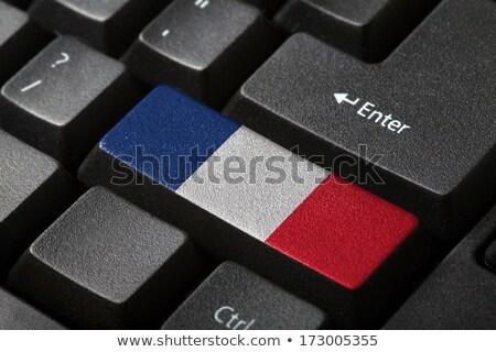 francese · apprendimento · lingua · insegnante · studente · iscritto - foto d'archivio © nirodesign