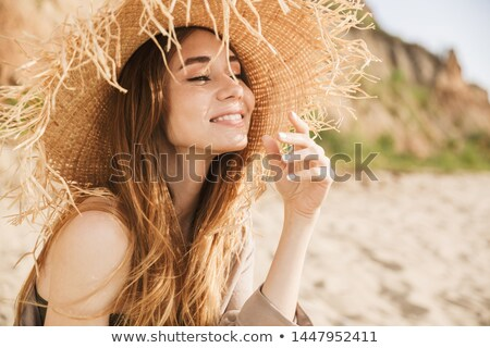 gorgeous attractive woman stock photo © anna_om