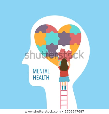 Psychology Treatment Stock photo © Lightsource