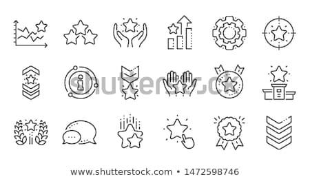 Wartości ręce ilustracja kolorowy inny Zdjęcia stock © lenm