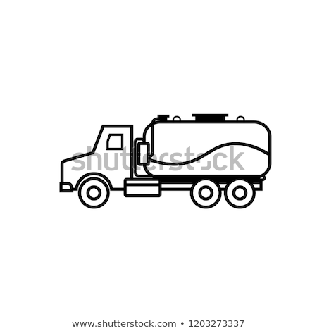 Simple tanks vector illustration clip-art image Stock photo © vectorworks51