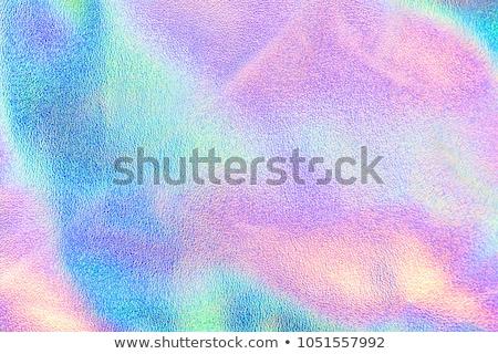 Stock fotó: Vibráló · színes · hologram · szín · gradiensek · terv