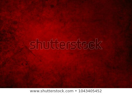 red grungy background stock photo © barbaliss
