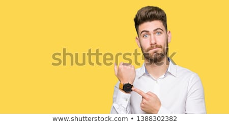 Looking at time Stock photo © Ronen