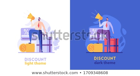 Sales management vector concept metaphors Stock photo © RAStudio