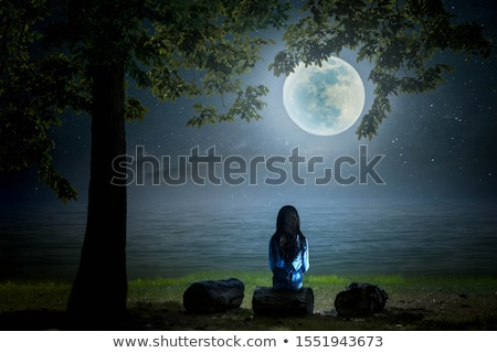 Sad little girl Stock photo © photography33
