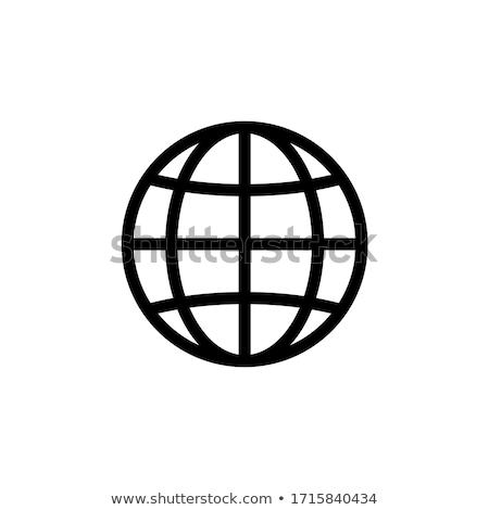 Www esfera acaso palavras branco negócio Foto stock © kbuntu