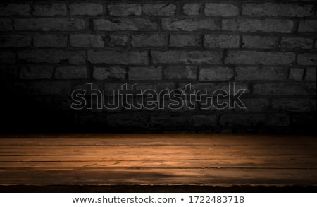 Stock photo: Office in a cellar
