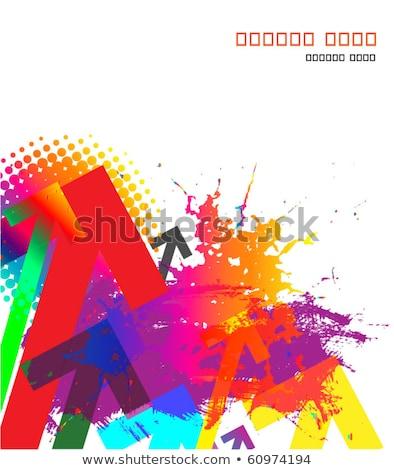 colorido · ilustração · eps10 · vetor · camadas · organizado - foto stock © involvedchannel