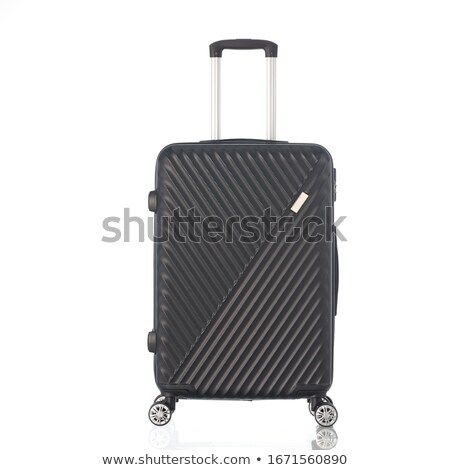Foto d'archivio: Close Up Of An Aluminum Bag On White Background