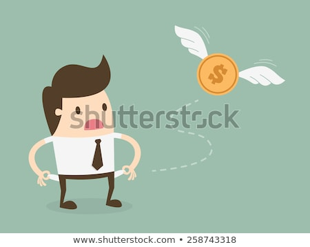 Nothing but money Stock photo © Ansonstock