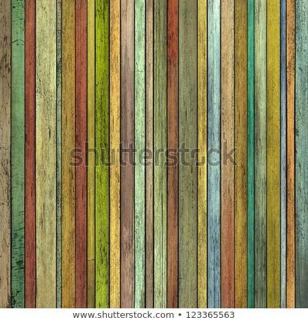 abstract grunge 3d render colored wood timber plank backdrop  Stock photo © Melvin07