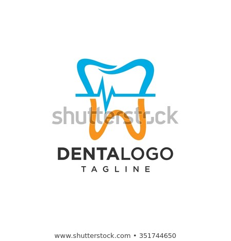 Meilleur soins dentaires groupe dents une dents Photo stock © Lightsource