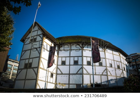 globe theatre stock photo © snapshot